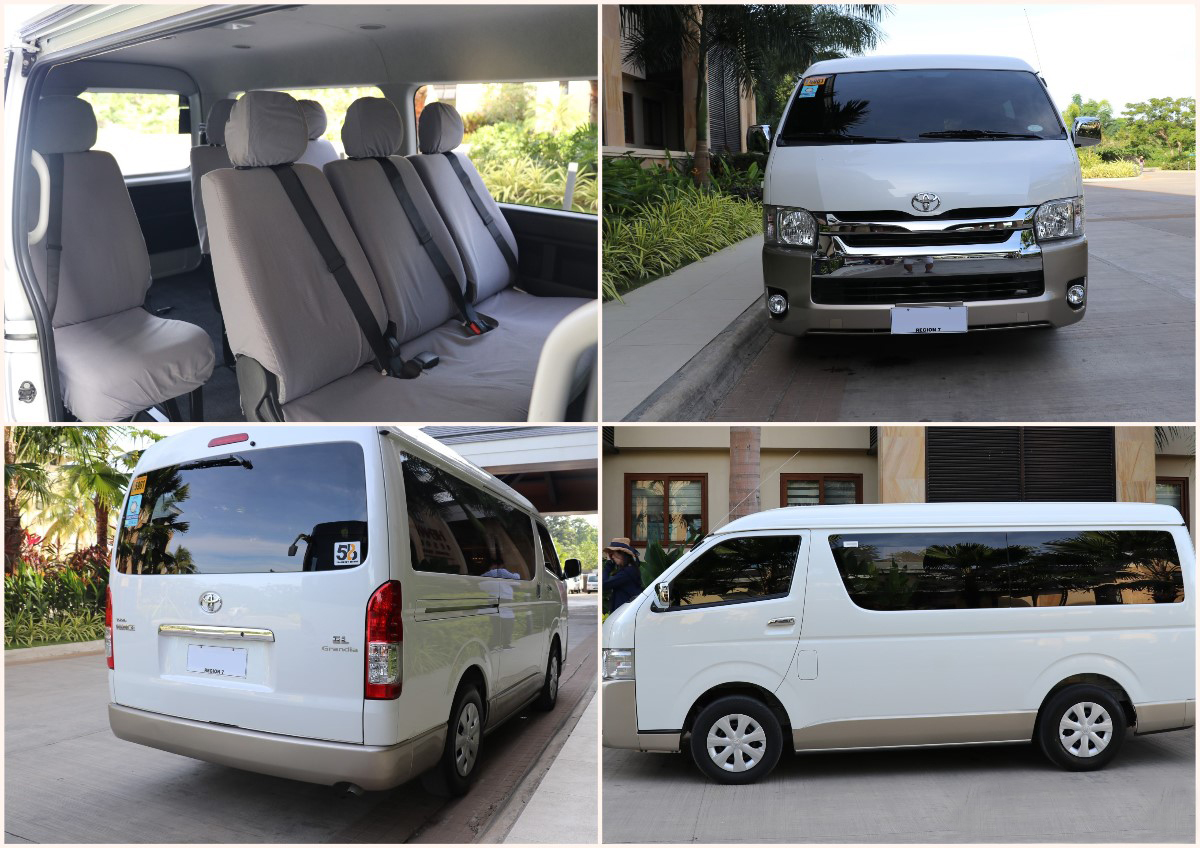bohol car rental